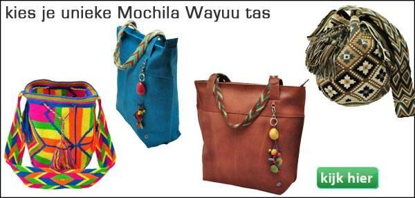 mochila wayuu bag tas