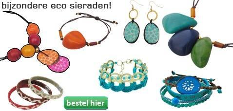 fairtrade sieraden online kopen tagua plantaardig ivoor eco