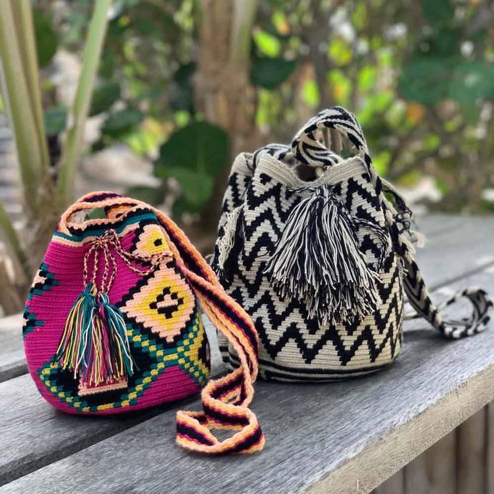 Mochila Wayuu tassen