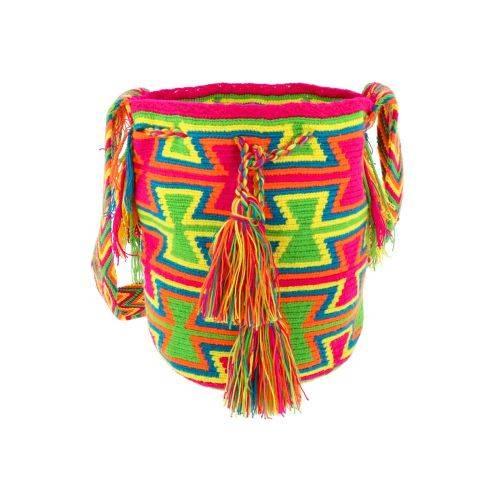 Mochila Wayuu Large