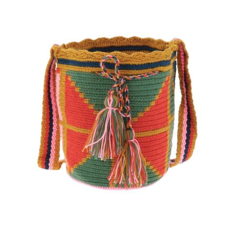 Mochila Wayuu Small