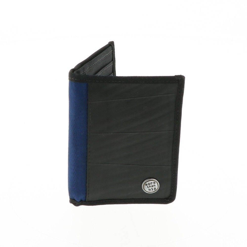 Doekoe - herenportemonnee van autoband - donkerblauw from MoreThanHip