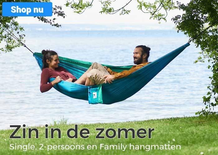 Single 2-persoons en Familie hangmat