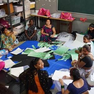 Dutch design vouwvaas, eerlijk geproduceerd in India